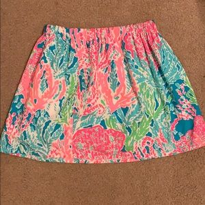 Custom Made from Lilly Pulitzer fabric
